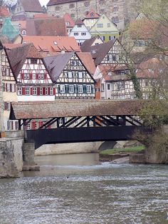 Schwäbisch Hall, Baden-Wurttemberg, Germany... Where my mothers family hails from...