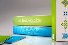 TruEmbroidery™ Software for Mac - The Dieline -