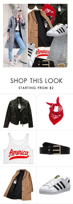 """""""Get The Look"""" by zayngirl1dlove ❤ liked on Polyvore featuring Zara, Mulberry, adidas Originals and Versace"""