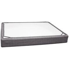 Howard Elliott Avanti Pecan Queen Platform Bedroom Set (Kit & Cover) 242-192S