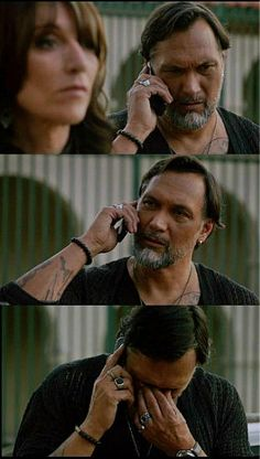 So much great acting. No words needed. <3 sons of anarchy, Nero #FinalRide