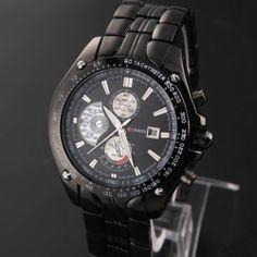 CURREN Luxury hours Sports Watch men Men's Quartz Watch