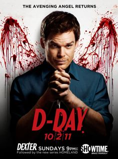 My sister sent me season 1 a few years ago for Christmas and I laughed at her!  Who wants to watch a show called Dexter that is not the cartoon!  Well I was hooked after the first episode.  I don't know what it is about this serial killer that draws my attention but I watch it every season!