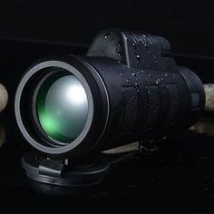 1000X Zoom Waterproof Monocular Mobile Telescope – MDRNmint Nocturne, Leica, Telescopes For Sale, Wilderness Explorer, Night Vision Monocular, Plus 8, Rifle Scope, Zoom Lens, Plein Air