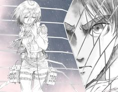 Attack On Titan English, New Image Wallpaper, Eren X Mikasa, Humanoid Creatures, Eremika, Akame Ga, Online Anime, A Beast, Kokoro