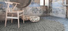 trenzas rug by Gandia Blasco for Gan-rugs