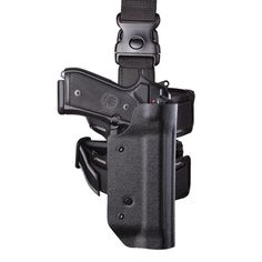 Beretta DL Tactical Holster LIII for 92 Series Full Size (Thigh Rig module)