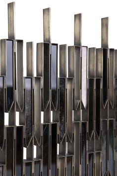 Gloria Cortina : Feather Screen