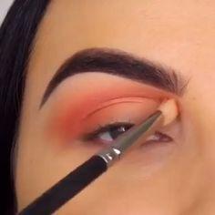 """Desert Sunset Eye Makeup Related Stunningly Easy DIY Messy Buns - Tutoriales de peinados colorful eye makeup tutorialGet the Look with Motives®: """"Starshine"""" Makeup Tutorial - Loren's World Makeup Goals, Makeup Inspo, Makeup Art, Makeup Inspiration, Beauty Makeup, Skin Makeup, Eyeshadow Makeup, Summer Eyeshadow, Makeup Contouring"""