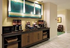 corporate coffee station - Google Search