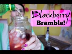 Blackberry Bramble!