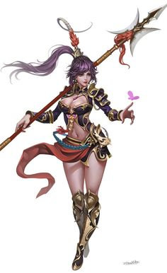 Reality is just an opinion Fantasy Girl, Chica Fantasy, Fantasy Women, Anime Fantasy, Fantasy Characters, Female Characters, Anime Characters, Warrior Girl, Warrior Princess
