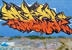 RUHEK / Tulsa / Walls Graffiti. Follow us stay connected to the graffiti culture!