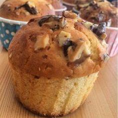 En nefis portakallı, cevizli, kuru üzümlü muffin nasıl yapılmalı! Lezzetli, sağlıklı portakallı, cevizli, kuru üzümlü muffin yapmanın püf...