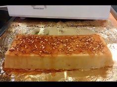 Receta de flan de turrón Monsieur Cuisine Lidl Español Bellini - YouTube My Dessert, Jello, Custard, Baked Goods, Mousse, Biscotti, Cheesecake, Pudding, Sweets