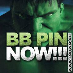 bbm me now