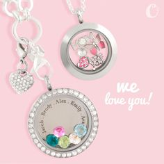 Origami Owl Mothers Day