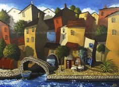 Image > Miguel Freitas - A Place In France (SOLD)