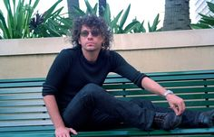 Michael Hutchence As You've Never Seen Him Before
