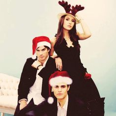 Nina, Ian & Paul merry Christmas! !!!!'!