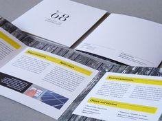 E68. Architecture study brochure. www.iamican.com