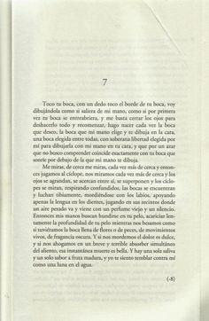 Capitulo VII .....Rayuela ..... Cortazar