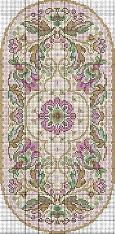 Resultado de imagen para carpets and rugs,cross stitch needlepoint pinterest