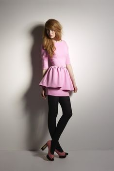 Twenty8Twelve Fall 2012 Ready-to-Wear Fashion Show