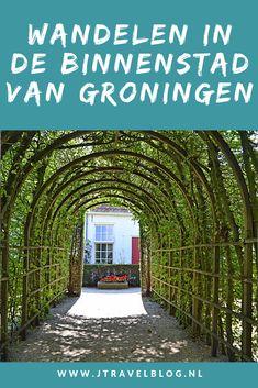Ik maakte een mooie stadswandeling in Groningen. Dit is mijn route. Wandel je mee?  #groningen #wandelen #stadswandeling #ergaatnietsbovengroningen #jtravel #jtravelblog