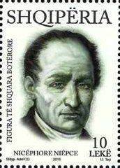 Stamp%3A%20Nic%C3%A9phore%20Ni%C3%A9pce%20(1765-1833)%2C%20French%20inventor%20of%20photography%20(Albania)%20(Famous%20Men)%20Mi%3AAL%203502%2CSn%3AAL%202974a%20%23colnect%20%23collection%20%23stamps