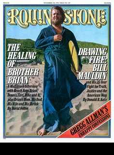 Go back to 1976 with Rolling Stone's Cover Wall. See every magazine cover from the year 1976 and get a glimpse of history.