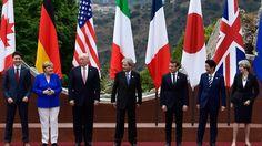 Le G7 prêt à prendre des sanctions supplémentaires contre la Russie sur le dossier ukrainien  ALLEZ VOUS FAIRE FOUTRE  VOUS NE CHERCHER PAS LA PAIX MAIS LA GUERRE DEPUIS LOGNTEMPS LES PAYS DE L'OCCIDENT ET LES USA FONT REGNER LA MENACE SUR LES PAYS LIBRES (ECONOMIQUE FINANCIERE ET MEDIATIQUE)
