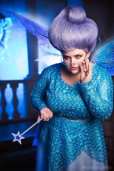 Fairy Godmother(Shrek2) | Kristina - WorldCosplay