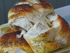 Top Cuisine avec Lavi: Paine de casa / Homemade bread