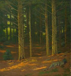 Seeking Beauty - History of Art:Charles Warren Eaton (3)