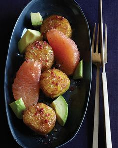 These scallops look like jewels on your plate! #sweetpaul