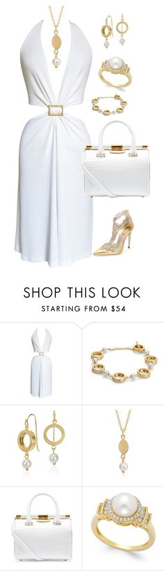 """""""Bet fashion"""" by betfashion ❤ liked on Polyvore featuring CÉLINE, Blue Nile, Tyler Alexandra and René Caovilla"""