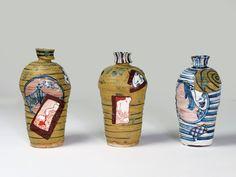 Aaron Scythe — The Vivian Kintsugi, Jar, Home Decor, Decoration Home, Room Decor, Home Interior Design, Jars, Glass, Home Decoration