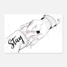 Don't Leave Me -Freehand Scribble Art Drawings For Him, Drawings With Meaning, Cute Drawings Of Love, Drawings For Boyfriend, Sketches Of Love, Art Drawings Sketches Simple, Couple Drawings, Easy Drawings, 16 Tattoo