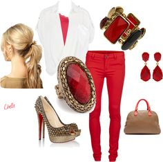 """""""casual"""" by michellesweet74 on Polyvore"""