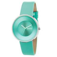 Lambretta Cielo Analog Turquoise now featured on Fab.