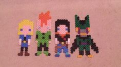 Dragon Ball perler beads