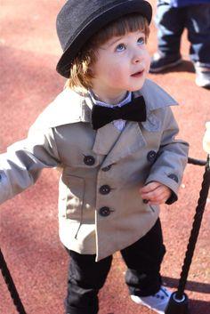 Vivi & Oli-Baby Fashion Life: Beige & Black
