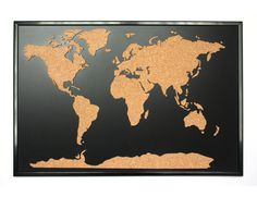 Make your own cork board map super easy instructions this is make your own cork board map super easy instructions this is happening todayyyy m a k e r pinterest cork boards super easy and cork gumiabroncs Images