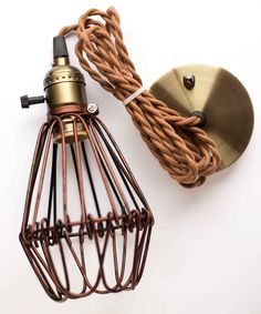 This Rustic Brown Pendant Cage lighting is the perfect addition for your space if you are looking to add some industrial vintage charm. Ceiling Rose Pendant, Cage Pendant Light, Pendant Set, Vintage Lamps, Vintage Lighting, Vintage Industrial, Interior Decorating Tips, Interior Styling