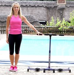 Fiona Summers LegMaster Total Body Leg Master Exerciser Home Gym Fitness Equipment Weight Loss Aid Slimming and Exercising Legs, Thigh & Thighs. Thighs, legs and now arms, back and tummy strengthened, tightened and toned. Swellings, unsightly blemishes and even Cellulite are essentially 'squeezed' away. The LegMaster replaces 8-10 weighted machines you would use in the Gym. Toning, shaping and restructuring and slimming are all possible with the LegMaster. See the muscles worked in the…