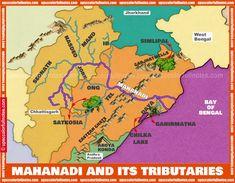 Master Mahanadi river & its Tributaries. Comic Books, Notes, River, Map, Comics, Report Cards, Location Map, Notebook, Cartoons