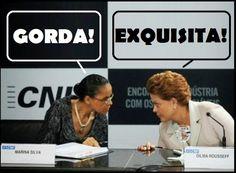 Post  #FALASÉRIO!  : O que que é isso cumpanheras? Nem parece que já fo...
