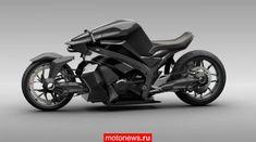 Ostoure - 概念來自伊朗  Motonews.ru