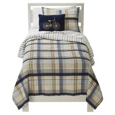Castle Hill Cooper Bedding Collection